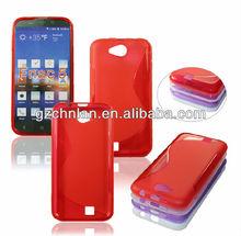 Newest S line Gel TPU Soft Cover Case For BQ Aquaris Fnac 5.0
