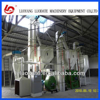 Perfect performance complete animal feed production line