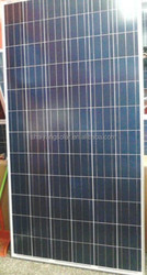 250w poly solar panels for solar power