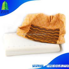 Soft Memory Foam Pillow Super Soft Cervical Neck Removable Cover