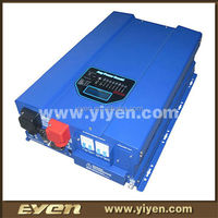 HPV pure sine wave inverter 8000W inverter lcd inverter cable