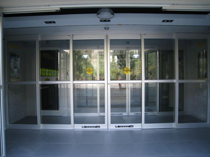 Automatic sliding door opener aluminum frame buy