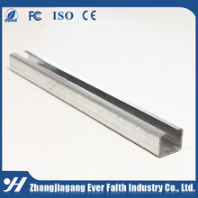 Factory Supply Good Reputation Steel Material Box Channel Steel