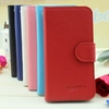 new product wallet leather flip cover case for sony ericsson xperia arc s lt18i x12