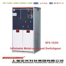 sf6c-12/24 Inflatable Metal Distribution