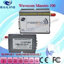 professional maestro 100 wavecom gsm modem rs232 solution for M2M applications