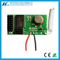 High stability remote control circuit boards rf transmitter module KL-200