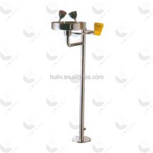 304 stainless steel laboratory emergency shower furniture