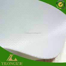High tensile fire resistant PVC fabric tarpaulin