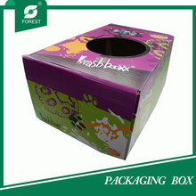 PAPER BOX PRINTING CORRUGATED BOX MANUFACTURER