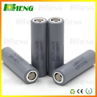 18650 battery li-ion type 3.7V ICR18650 ABB4 2600mah rechargeable batteries