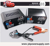Automatic Reverse Pulse 12V/24V 20A Multi-Voltage Battery Charger
