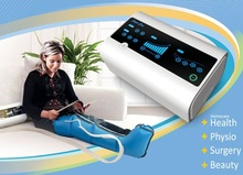 FDA CE approved air pressure therapy for lymphatic drainage and DVT NEW!!!