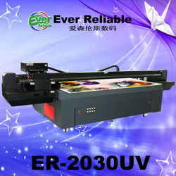 Automatic Flatbed Multicolor personalized custom printing machine for t-shirts