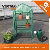Big customers cooperation garden outdoor greenhouse made in China