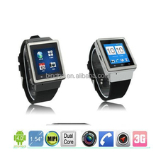 Hot Sale S6 Bluetooth Smart Watch Wrist Watch Cellphone 3G GPS WiFi for 3G Android Watch Phone