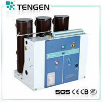 Hot sales parts of vcb ZN63 (VS1) -12 type Indoor 12kv high voltage vacuum Circuit Breaker
