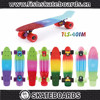 CE Approved 22 &27 inch complete skateboard mini cruiser penny skateboards With 3 Colors
