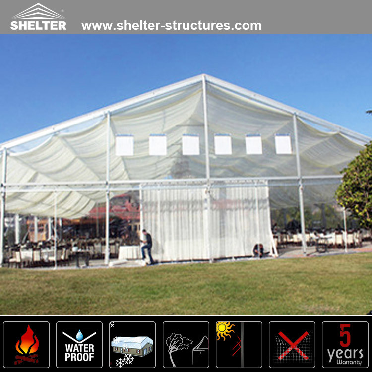Guangzhou Temporary Wedding Marquee Tents In Lahore