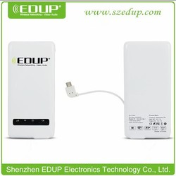 Factory directly mini mobile power bank 3g portable wireless wifi router for ipad 2