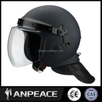 Wholesale china products ABS material resistant glass fiber riot control helmet