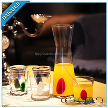 High quality cheap price high quality glass cup / Clear Drinking Glass