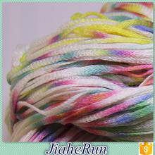 Hollow tape yarn fancy yarn