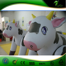 تصميم جديد العملاقة للنفخ 2015 الزراعة الألبان البقر للبيع