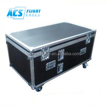 Road Runner Style Utility Case/ Utility Trunk Road Case/ Aluminum Utility Case