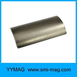 Strong rotor permanent magnet