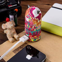 emie updated real capacity 5200mah universal portable power pack for iphone 4 4s 5 5c 6 6 plus