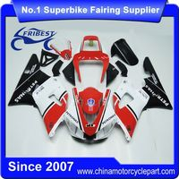 FFKYA001 Fairings For Motorcycle For R1 1998 1999 Red&Black Yamalube