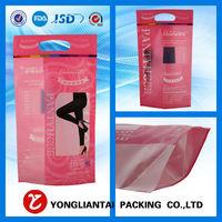 custom made ziplock plastic bags/resealable plastic bags for fishing lure