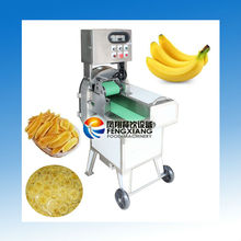 FC-305 Electric Automatic Banana plantain chips making machine. Round and Long chips (#304 stainless steel)......Nice!!!!