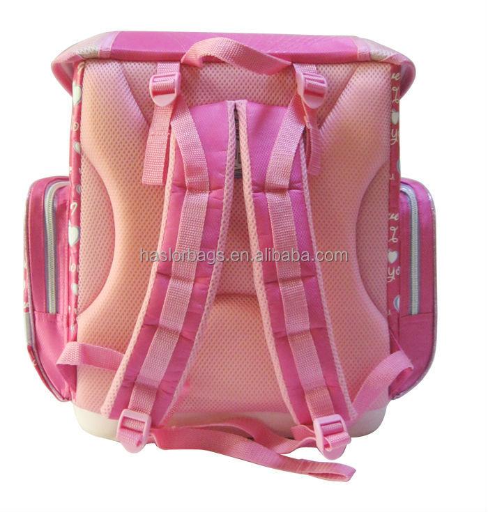 2016 mode enfants sac d'école de chariot