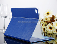 New Arrival leather flip case for iPad 2/3/4/5 Finalize the design business holster