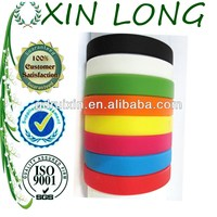 the silicone wristbands/bracelets/handband factory