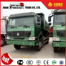 HOWO 4x2 Used Dump Trucks For Sale Made In China