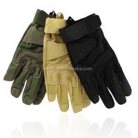 Full Finger Shooting lining Military Flight Gloves