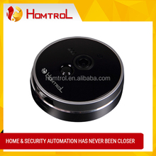 Intelligent Home and Office Security p2p ip camera with Temperature Humidity Sensor P2P IP Camera