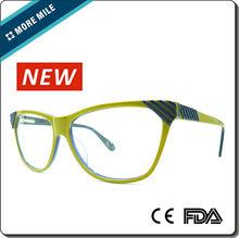 Nuevos marcos ópticos últimos de la lente para las mujeres de 2014