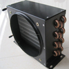 fin type condensor, copper tube air cooled condensor