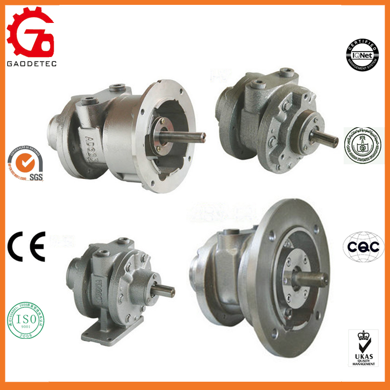0.64Hp 0.68Kw Turbine Reduce Air Gear Motor