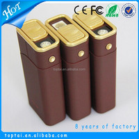 Multi funtional item led lighter smart battery charger