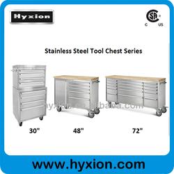 48'' wooden top us general tool box