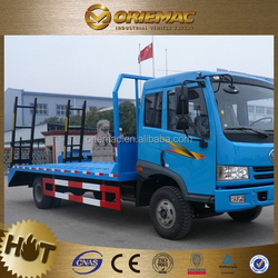 dongfeng Euro III Standard flatbed transport truck