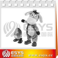 Boy toy love panda doll walking singing and dancing plush toy,singing and dancing toy dolls