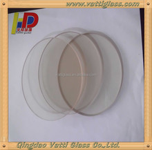 Flat Shape and Solid Structure transparent glass ceramic,ceramic frit glass,ceramic glass sheet
