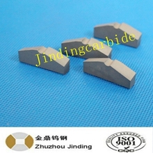 Zhuzhou factory supplys carbide coal tips for mining widely accepted in USA