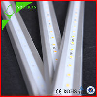High luminous efficacy LED cabinet light with CE&ROHS certificate YH-3014-78 linkable led use for indoor/outdoor